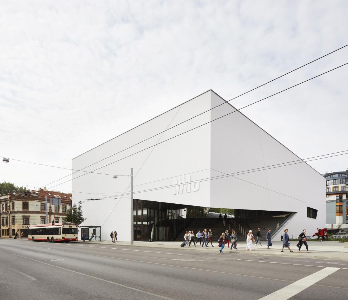 New Realities: MO Museum [Vilnius]