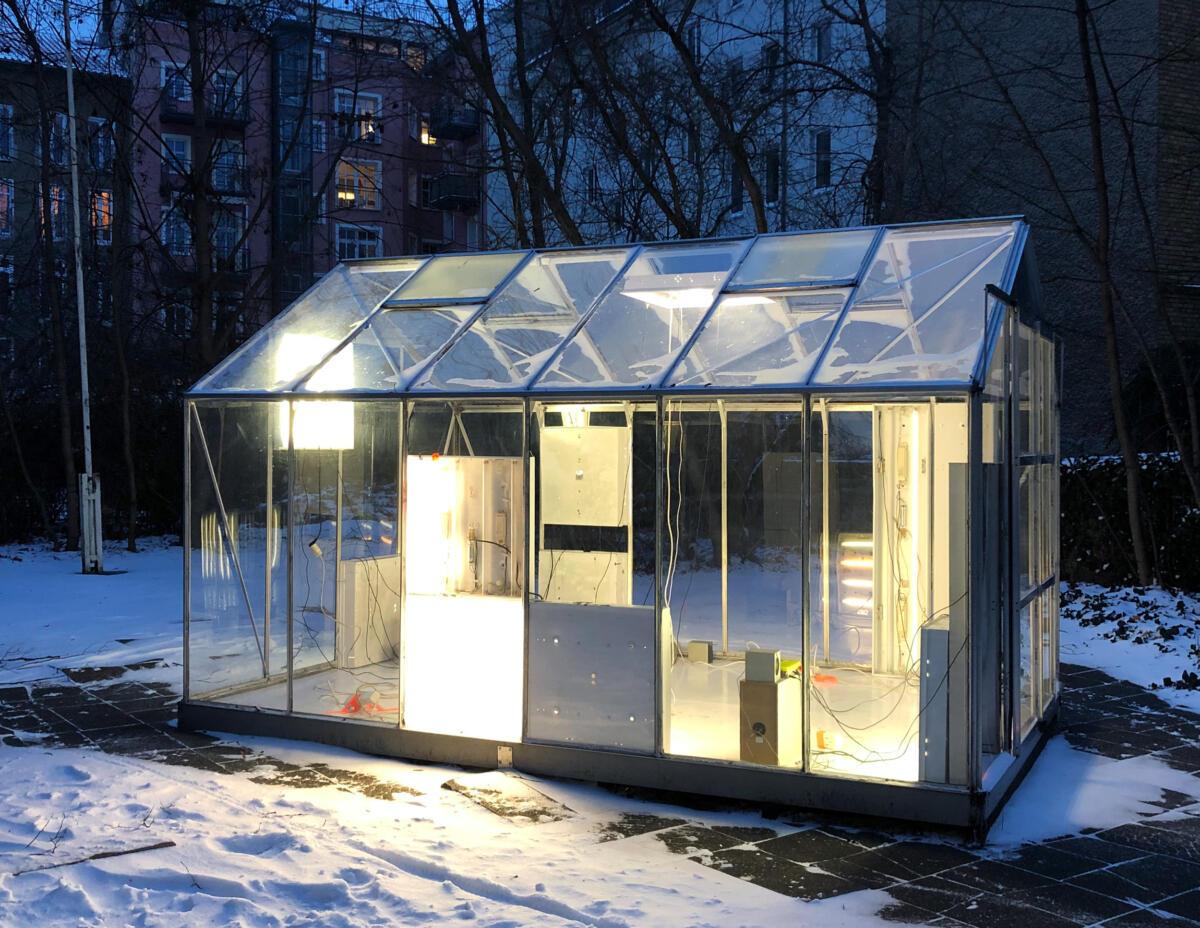 Q&A: super bien!greenhouse for contemporary art [Berlin]