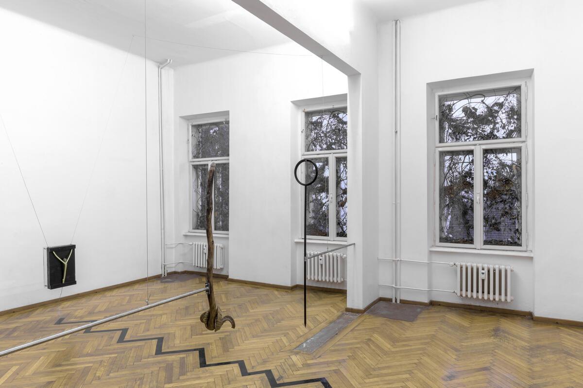 'Divide Et Impera' by Lőrinc Borsos at VUNU Gallery