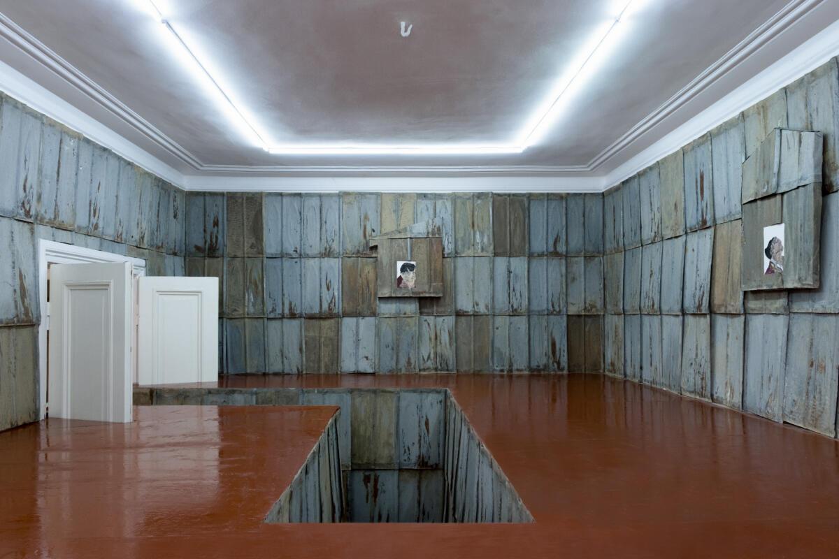 [EN/GE] 'Tariel is Getting Ready for Hibernation' by Nika Kutateladze at Gallery Artbeat