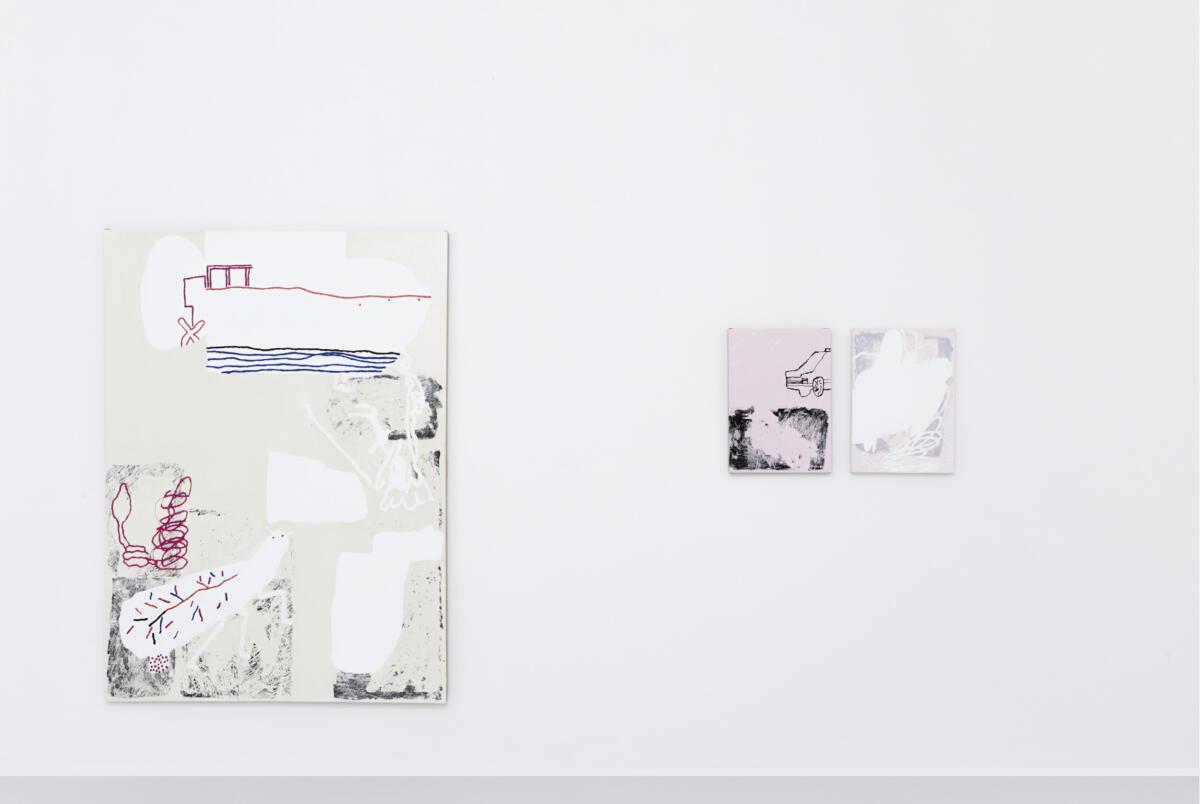 [EN/SI] 'August' by Ivana Bajec at Ravnikar Gallery Space