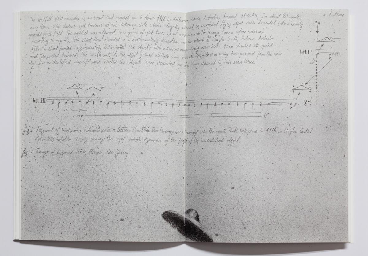 Paweł Książek's Plates. Notes in the Margin