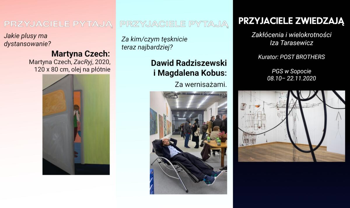 New Realities: Friends of the Museum of Modern Art [Warsaw]