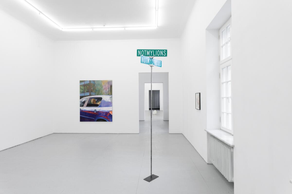 [EN/PL] 'Friend of a Friend' in Warsaw Galleries