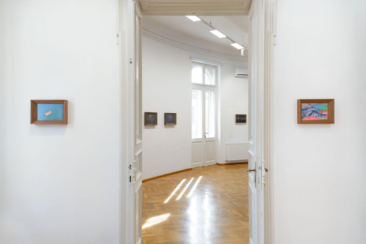 [EN/RO] 'Alpher-Bethe-Gamow' by Mihai Plătică at GAEP Gallery
