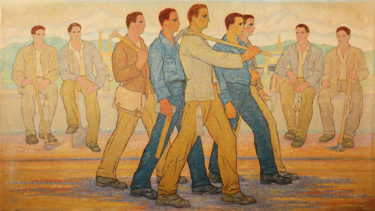 [PL] Kiedy obrazy patrzyły na robotników
