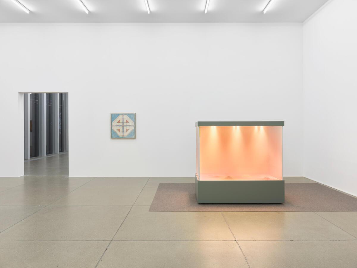 [EN/DE] 'Emma Kunz Cosmos' at Aargauer Kunsthaus / Dora Budor in Conversation