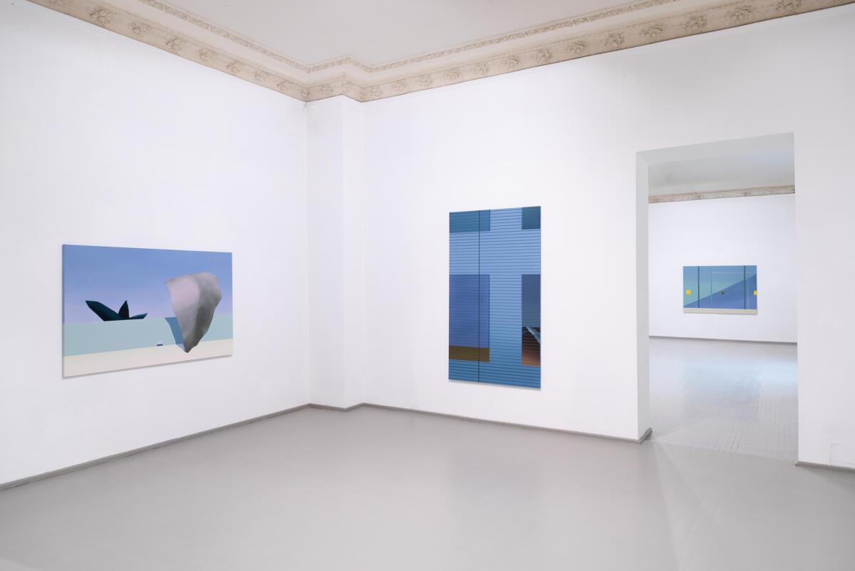 'Siesta' by Linas Jusionis at Galerija VARTAI