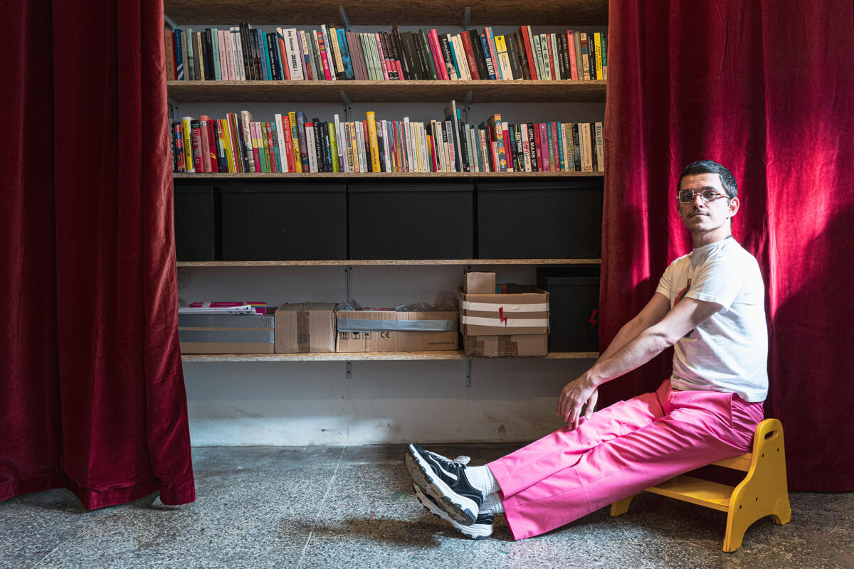'People, Identities, (Re)Slurs': Biblioteka Azyl and 'Dictionary of the Queer International' in Profile