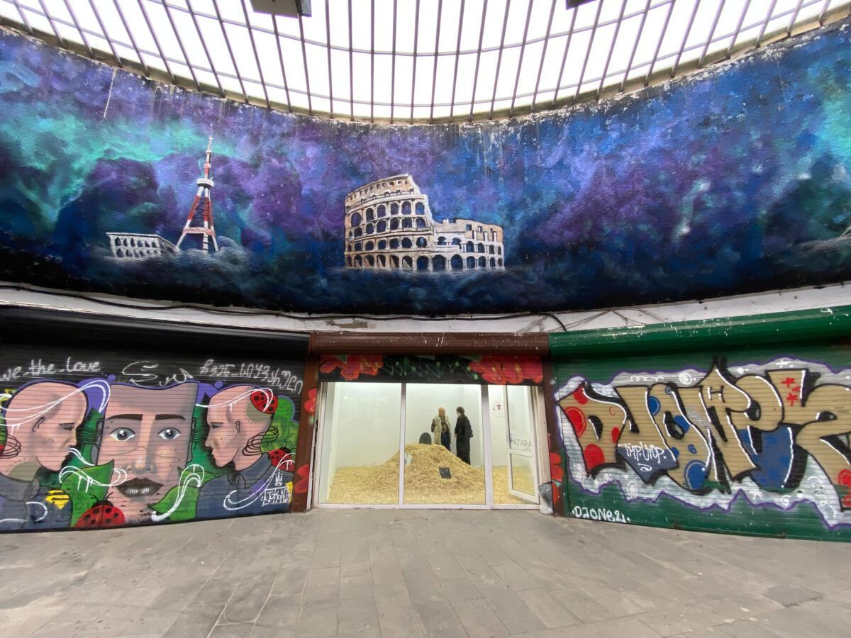 Q&A: PATARA [Tbilisi]