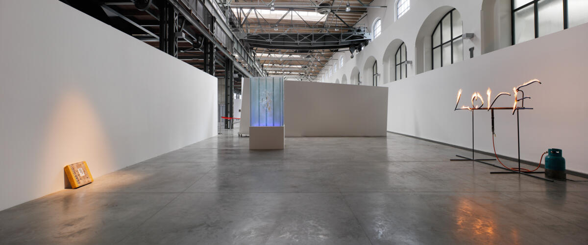 [EN/CZ] 'Blink of an Eye' by David Možný at Fait Gallery
