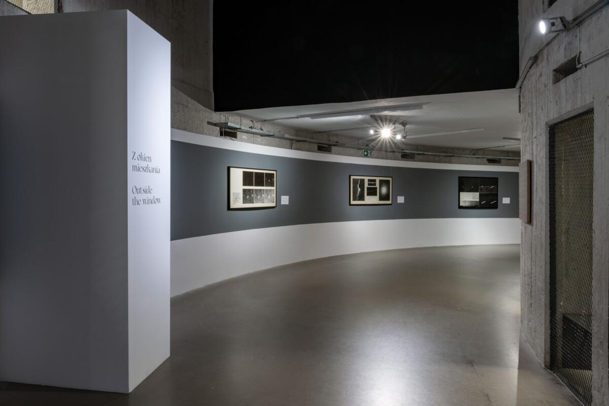[EN/PL] 'Zdzisław Jurkiewicz. Occurrences' at Wrocław Contemporary Museum
