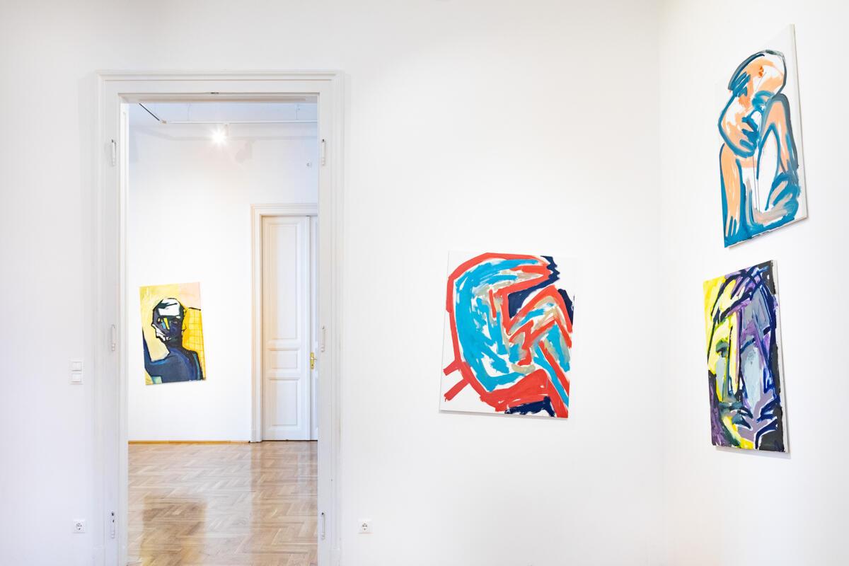 [EN/HU] 'My Language is not Silence' by Peter Puklus at Glassyard