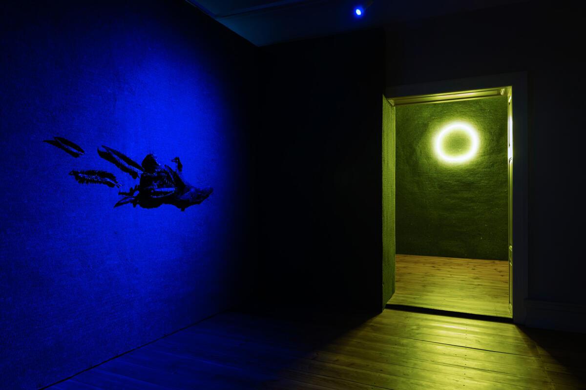 """[PL] """"Formuła czasu"""" Angeliki Markul w galerii OP ENHEIM"""